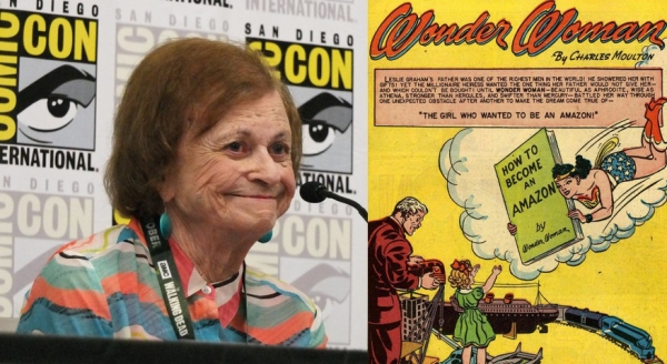 '원더 우먼' 원작 만화를 집필한최초의 여성 작가 조이 험멜이 지난 4월5일(미국 현지 시간) 타계했다. ⓒWikipedia/DC Comics