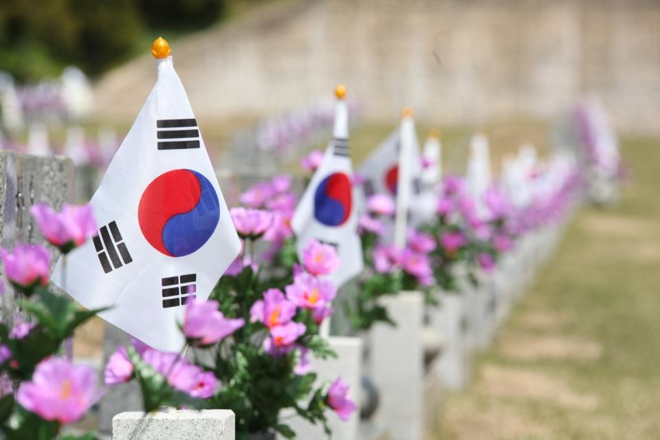 서울 강북구 국립 4.19민주묘지 ⓒ홍수형 기자