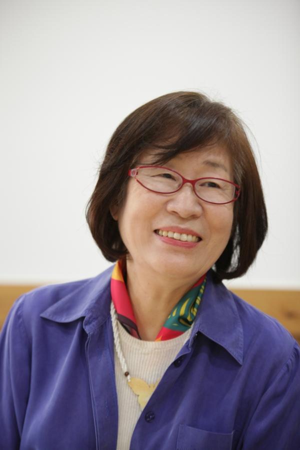 장필화 한국여성재단 이사장 ⓒ홍수형 기자