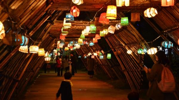 전남 담양 대나무축제 모습 ⓒ담양군