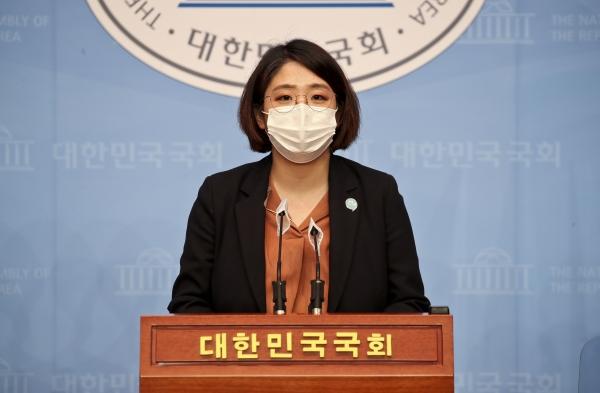 용혜인 기본소득당 의원 ⓒ뉴시스‧여성신문