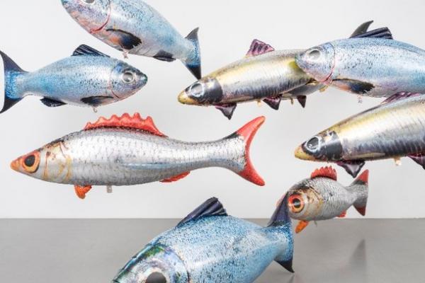 필라 코리아스가 올해 아트부산에 가져올 프랑스 작가 필립 파레노의 설치미술작품 'My Room is Another Fish Bowl' ⓒ필라코리아스