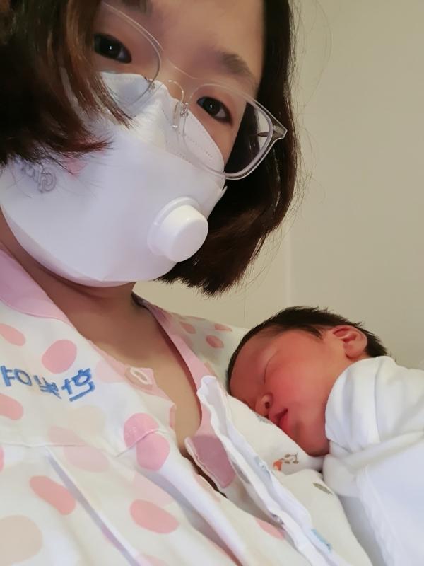 용혜인 기본소득당 의원은 8일 SNS를 통해 출산 소식을 전했다. 본인 제공