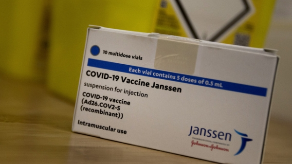 얀센 코로나19 백신 ⓒAP/뉴시스