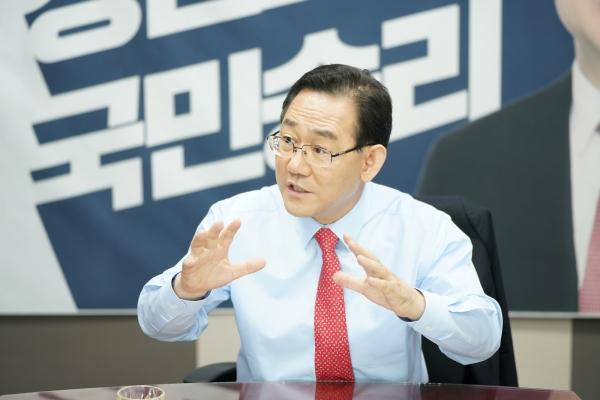 국민의힘 당대표 후보인 주호영 의원 ⓒ주호영 후보 캠프