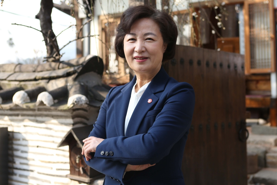 추미애 전 법무부 장관 ⓒ홍수형 기자
