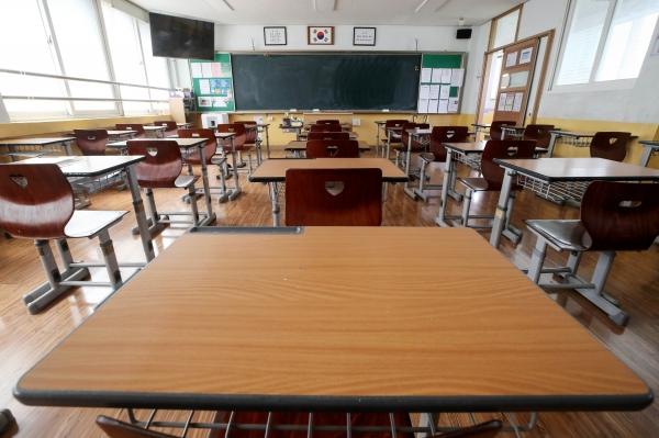 서울 송파구의 한 고등학교 ⓒ뉴시스·여성신문