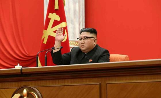 북한 김정은 조선노동당 총비서 ⓒ노동신문∙뉴시스