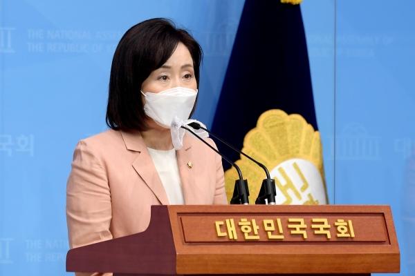 전주혜 국민의힘 의원. ⓒ뉴시스·여성신문