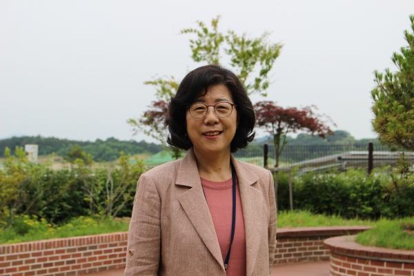 하금숙 경북여성정책개발원장 ⓒ권은주 기자