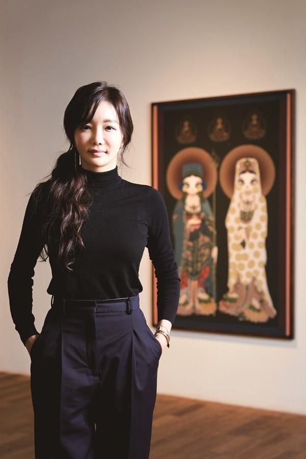 현대미술가 마리킴 ⓒ마리킴