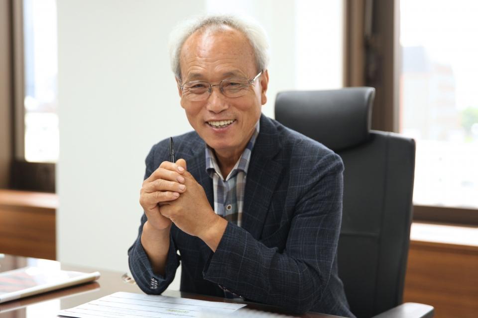 문성현 경사노위 위원장 ⓒ홍수형 기자