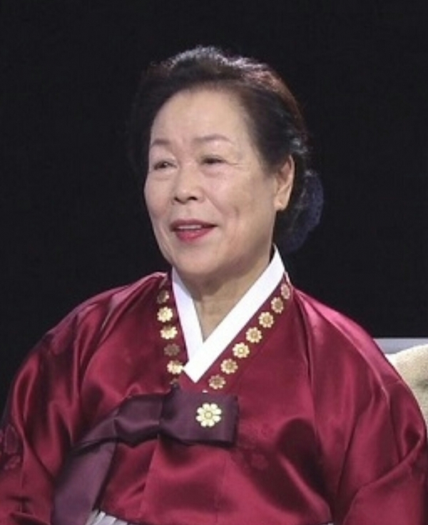 조효경 ㈜승효 대표이사의 어머니. 본인제공