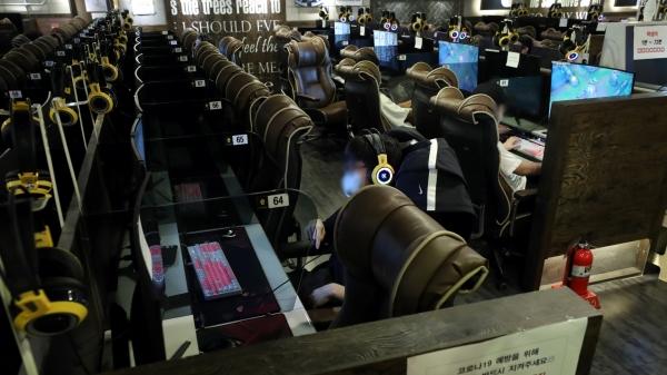 서울 성동구의 한 PC방 모습 ⓒ뉴시스