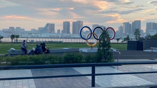 2020 도쿄하계올림픽 선수촌 ⓒ대한체육회/뉴시스