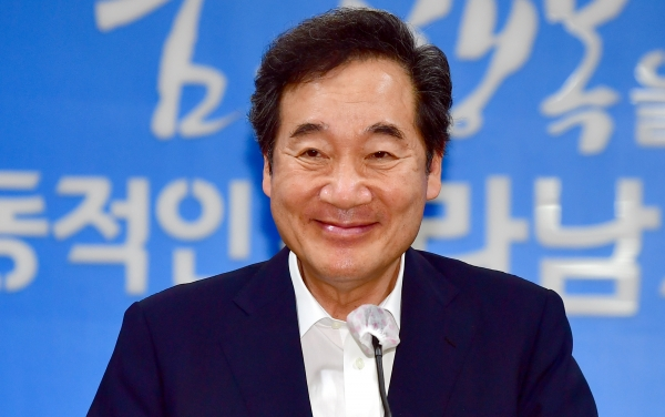 이낙연 전 더불어민주당 대표가 ⓒ뉴시스‧여성신문