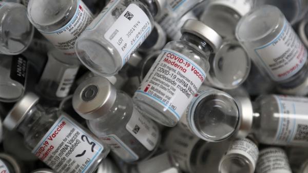 모더나 코로나19 백신 ⓒAP/뉴시스