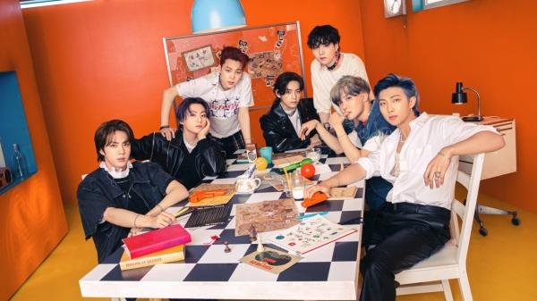 그룹 방탄소년단(BTS) ⓒ빅히트뮤직