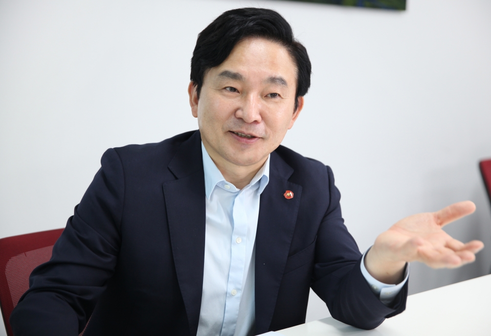 원희룡 제주도지사 ⓒ홍수형 기자