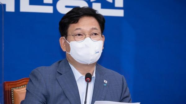송영길 더불어민주당 대표 ⓒ뉴시스