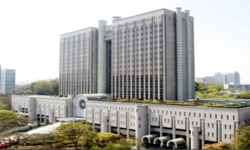 서울중앙지법 전경. ⓒ서울중앙지법<br>
