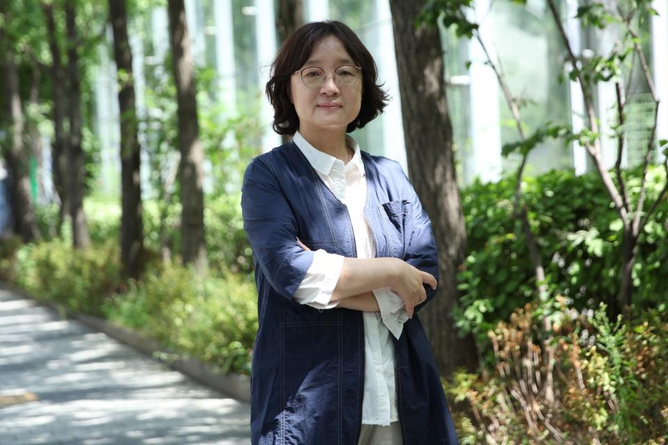 남윤정 씽투창작소 대표 ⓒ홍수형 기자