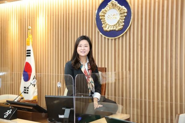 양리리 서대문구의회 의원 ⓒ양리리 의원 제공