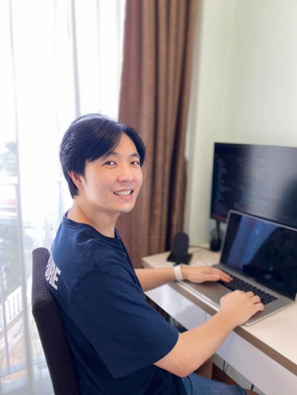 투두메이트 개발자 강윤석씨. 사진=본인 제공