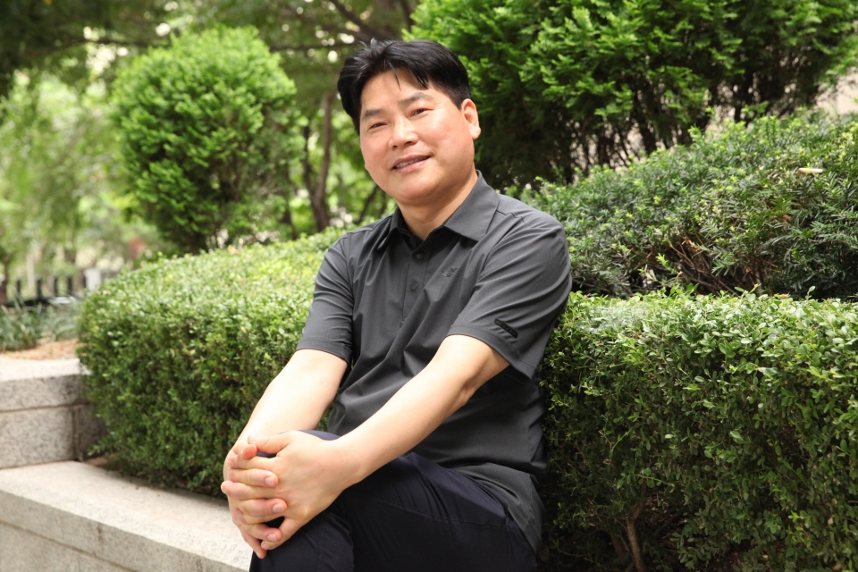 김진영 편집장 ⓒ홍수형 기자