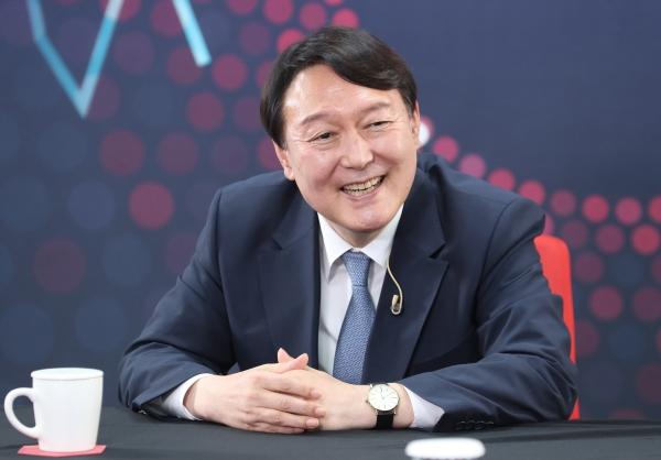윤석열 국민의힘 대선 경선 예비후보. ⓒ뉴시스·여성신문