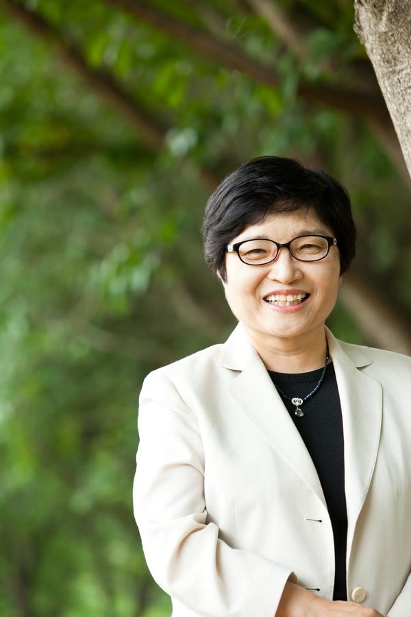 이혜숙 혜전대 총장.