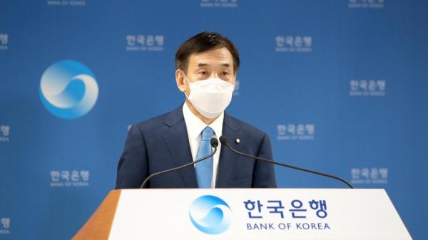 이주열 한국은행 총재 ⓒ한국은행