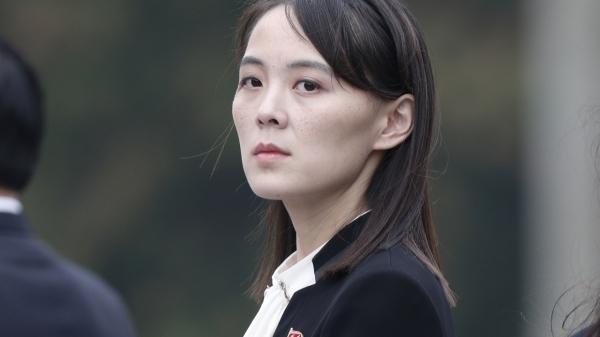 김여정 북한 노동당 부부장 ⓒ뉴시스
