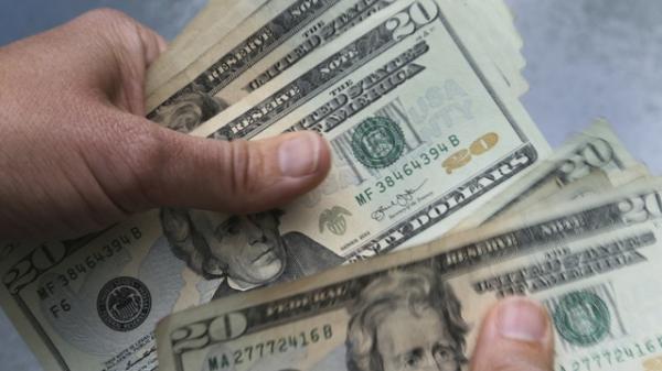 미국 달러 ⓒAP/뉴시스