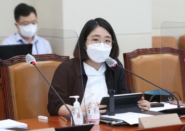용혜인 기본소득당 의원. ⓒ뉴시스·여성신문