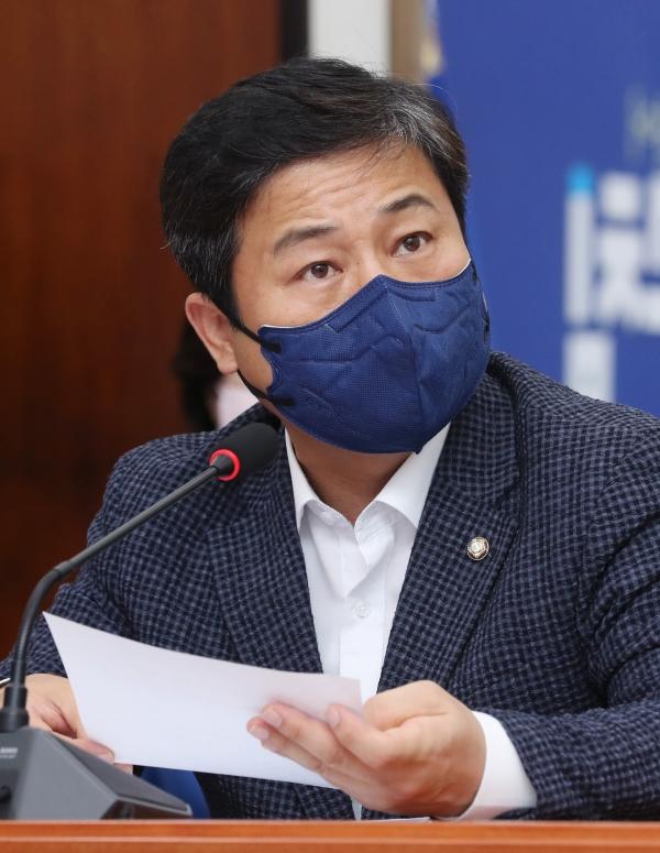 김영배 더불어민주당 의원. ⓒ뉴시스·여성신문