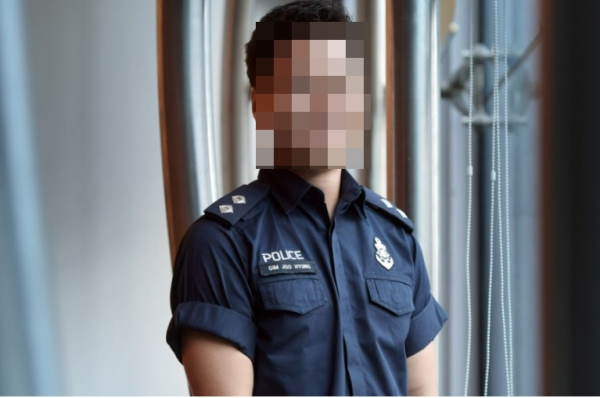 여자 화장실에 카메라를 설치해 촬영한 혐의 등으로 징역 22주를 선고받은 싱가포르 거주 한국인 남성 김모씨. ⓒ스트레이트타임즈 홈페이지