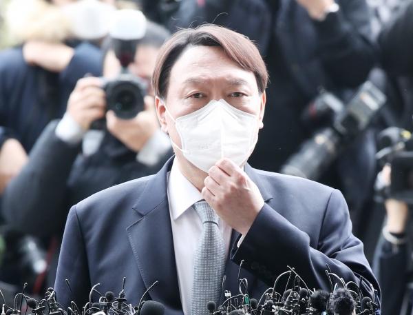윤석열 전 검찰총장. ⓒ뉴시스·여성신문