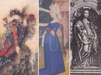 왼쪽부터 고대 그리스 여성시인 사포, 프랑스 여성작가 크리스틴 드 피장, 영국 여성작가 마거릿 캐번디쉬.dosage for cialis site cialis prescription dosage