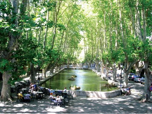 각자 더치페이를 하는 프랑스인들이  시원한 연못가에 자리한 카페에서 음료수를 마시고 있다.prescription drug discount cards site cialis trial coupon