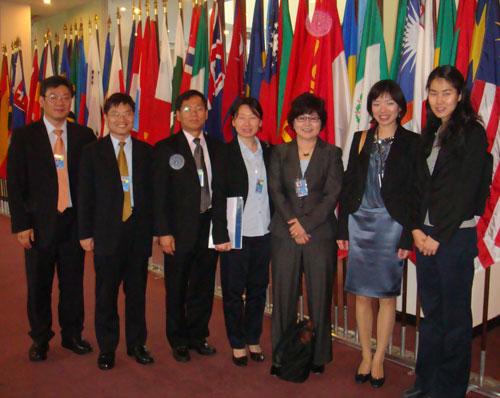 참석한 필자(왼쪽에서 다섯 째)를 비롯한 환경 분야 한국 대표단.free prescription cards sporturfintl.com coupon for cialis