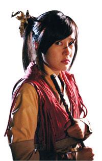 '쾌도 홍길동'의 허이녹