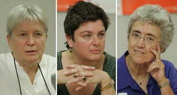 왼쪽부터 실라 제프리 , 줄리 빈델, 제니스 레이먼드   abortion pill abortion pill abortion pilldosage for cialis sexual dysfunction diabetes cialis prescription dosage