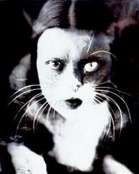 완다 율츠의 '나와 고양이'(1932년 작) ⓒGNC Media 제공