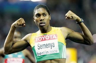지난해 8월 베를린 세계육상선수권대회 여자 800m 부문에서 우승한 직후 성별 논란에 휩싸인 남아프리카공화국 육상선수 카스터 세메냐.   dosage for cialis sexual dysfunction diabetes cialis prescription dosage