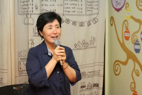 한국미혼모지원네트워크 강경희 대표는