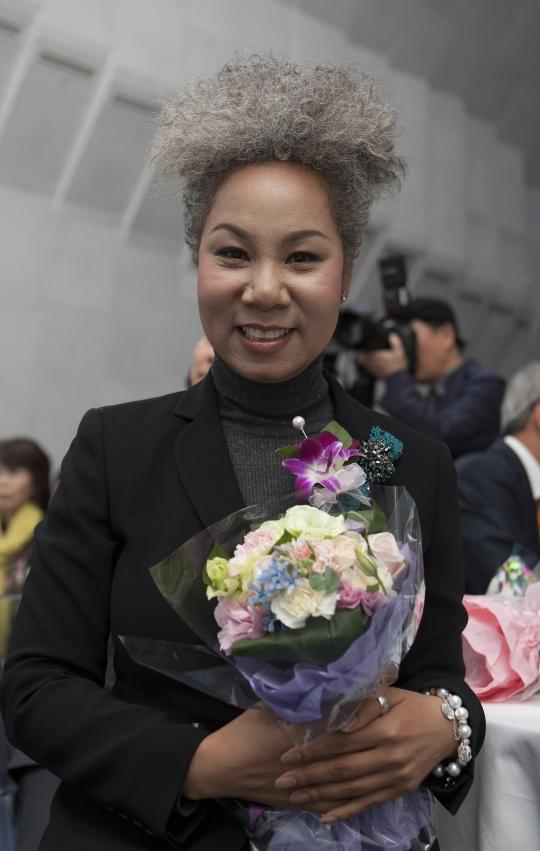 올해의 여성문화인상을 수상한 가수 인순이씨.cialis coupon cialis coupon cialis coupon