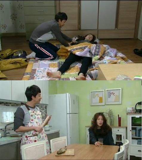 지난 26일 방영된 KBS 주말드라마 '왕가네 식구들'(극본 문영남, 연출 진형욱)이  '부부 강간'을 소재로 삼아 논란이 되고 있다.
