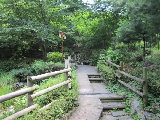 응봉 근린공원 ⓒ서울시