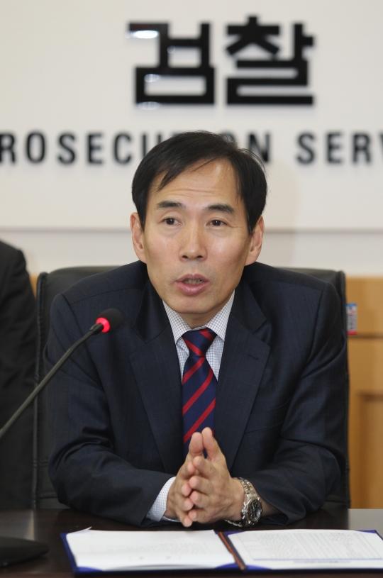 김수창 제주지검장 ⓒ뉴시스·여성신문